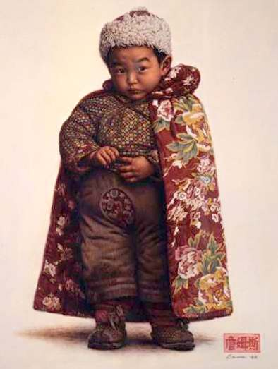Boy From Chengdu