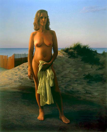 Nanny At The Beach