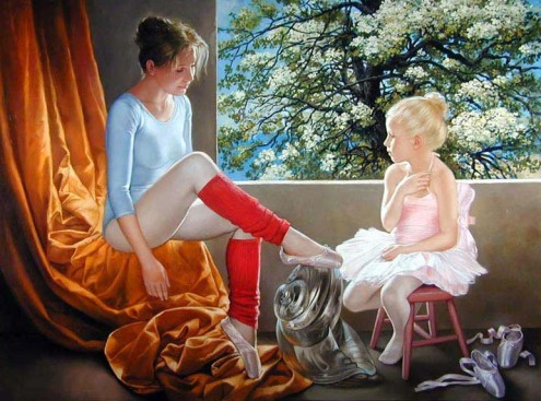Bruno Di Maio | Living Masters of Figurative Art